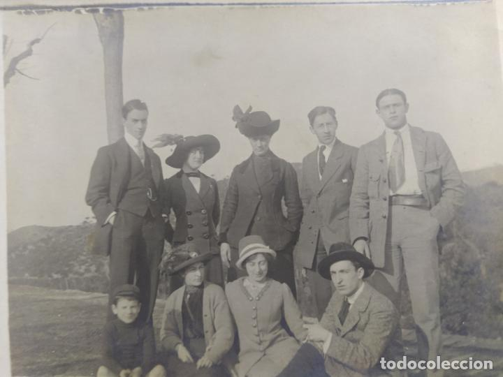 Postales: BADALONA-LA CONRERIA-POSTAL FOTOGRAFICA ANTIGUA-(68.265) - Foto 2 - 195765527