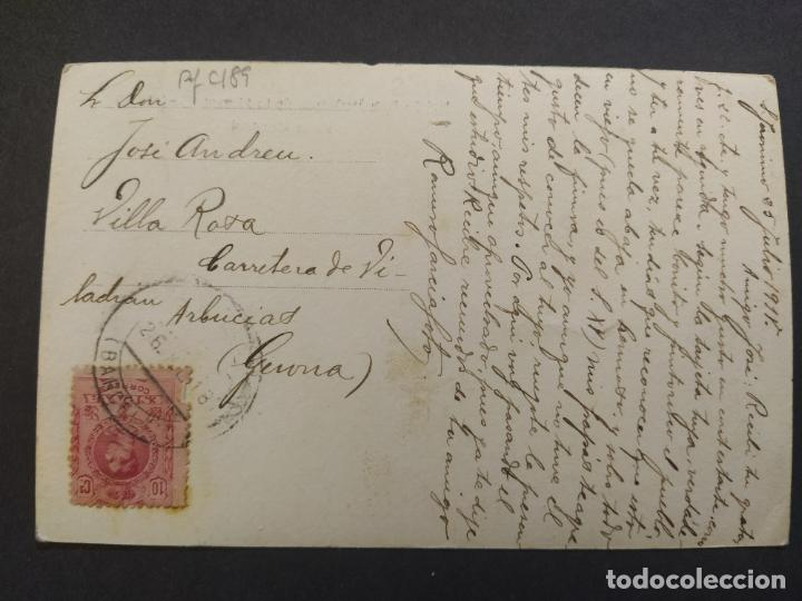 Postales: BADALONA-SAN JERONIMO DE MURTRA-VISTA GENERAL-FOTOGRAFICA-POSTAL ANTIGUA-(68.279) - Foto 3 - 195767523