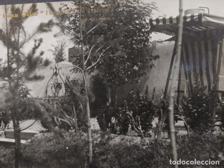 Postales: HOSTALETS DE BALENYA-CASA OLLER-FOTO PALMAROLA-FOTOGRAFICA-POSTAL ANTIGUA-(68.283) - Foto 2 - 195768458