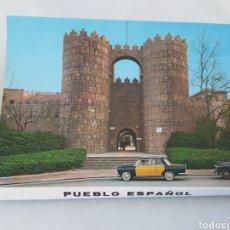 Postales: ÁLBUM POSTAL PUEBLO ESPAÑOL BARCELONA. Lote 195726468