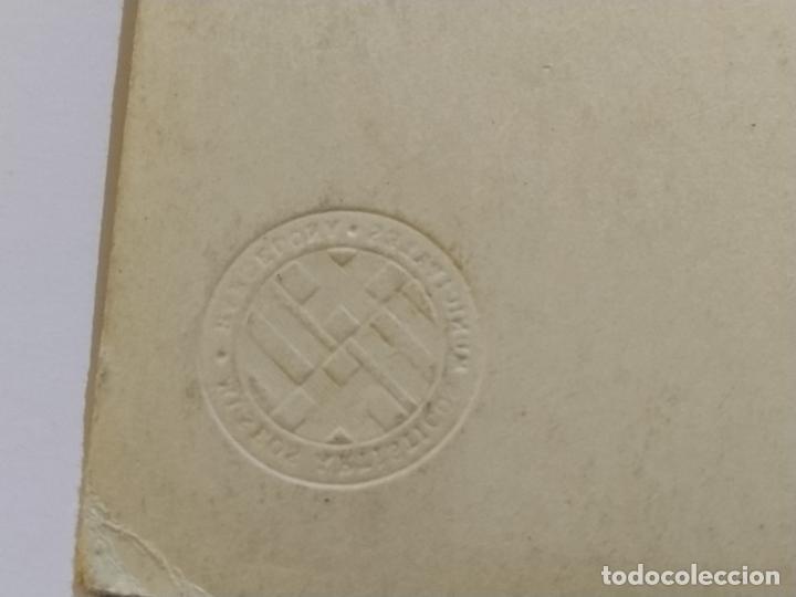 Postales: BARCELONA-MUSEUS ART I ARQUEOLOGIA-NUMISMATICA-SELLO EN SECO-POSTAL FOTOGRAFICA ANTIGUA-(68.695) - Foto 5 - 196912813
