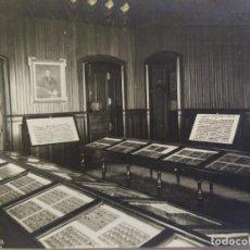Postales: BARCELONA-MUSEUS ART I ARQUEOLOGIA-NUMISMATICA-SELLO EN SECO-POSTAL FOTOGRAFICA ANTIGUA-(68.695). Lote 196912813