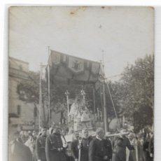 Postales: BARCELONA - PROCESSÓ / PROCESIÓN - MARE DE DEU DE LA MERCÈ - FOTO. J. SAGARRA - P30096. Lote 197240940