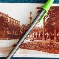 Postales: POSTAL BARCELONA. PLAZA DUQUE DE MEDINACELI. Lote 197296582
