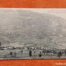 Postales: FOTO POSTAL ANTIGUA LOS PIRINEOS. VIELLA NUM. 89. VALLE DE ARAN. Lote 197329695