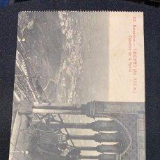 Postales: POSTAL BARCELONA TIBIDABO 42 PABELLÓN DE LA REINA FOTÓGRAFO ROISIN S XX. Lote 197417337