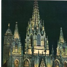 Postales: BARCELONA LA CATEDRAL LOTE 3 POSTALES. Lote 197577381