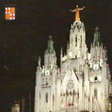 Postales: BARCELONA TIBIDABO. Lote 197577561