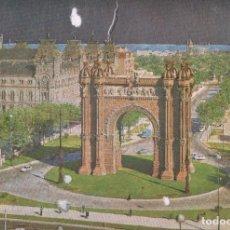 Postales: BARCELONA ARCO DE TRIUNFO. Lote 197578600