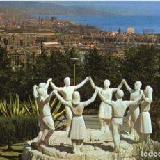 Postales: BARCELONA MONUMENTO A LA SARDANA. Lote 197578875