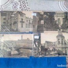 Postales: PR-95.- LOTE DE - 8 - POSTALES DE -- LERIDA -- VARIOS LUGARES DE LA CIUDAD, VER FOTOS DE TODAS . Lote 198505800