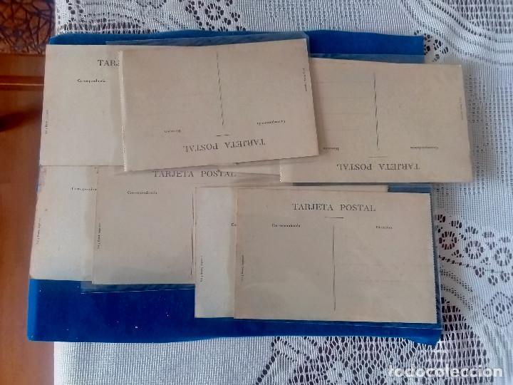 Postales: PR-95.- LOTE DE - 8 - POSTALES DE -- LERIDA -- VARIOS LUGARES DE LA CIUDAD, VER FOTOS DE TODAS - Foto 2 - 198505800