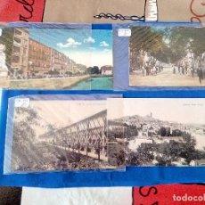 Postales: PR-170.- LOTE DE -- 5 -- POSTALES DE -- LERIDA -- VARIOS LUGARES DE LA CIUDAD, VER FOTOS DE TODAS . Lote 198634528