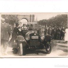 Postales: BARCELONA, VOLTA A CATALUÑA, JUNIO 1920. POSTAL FOTOGRÁFICA CIRCULADA.. Lote 199357413
