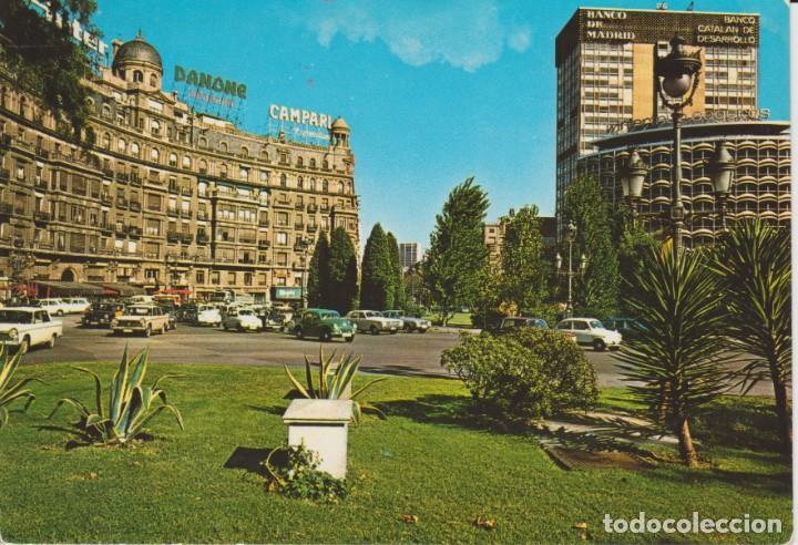 (3195) BARCELONA. PLAZA DE CALVO SOTELO (Postales - España - Cataluña Moderna (desde 1940))