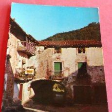 Cartoline: POSTAL - SANT PRIVAT DE BAS - GIRONA - ED. FONDA MULLERES - PLAZA. Lote 199445867