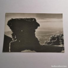 Postales: ANTIGUA POSTAL - COSTA BRAVA SAN PEDRO DE RODA VISTA DEL GOLFO DE ROSAS DESDE CASTILLO Nº 2170 / 159. Lote 199984405