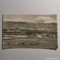 Postales: ANTIGUA POSTAL - PUIGCERDA - GERONA (GIRONA) PANORÁMICA DE LAS DOS CERDEÑAS - Nº 17 / 160. Lote 199984512
