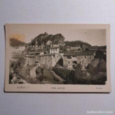 Postales: ANTIGUA POSTAL - RUPIT - VISTA PARCIAL - ED. JUFRÉ - Nº 1 / 190. Lote 199985942