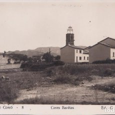 Postales: SANTA MARIA DE CORCO (BARCELONA) - CASAS BARATAS. Lote 200086847