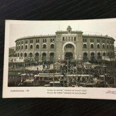 Cartes Postales: BARCELONA - POSTAL PLAÇA DE BRAUS ARENAS DE BARCELONA - ZERKOWITZ. Lote 200581296