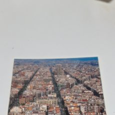 Postales: POSTAL L'EIXAMPLE BARCELONA. Lote 201196206