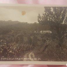 Postales: POSTAL ARBUCIES / MASIA PAUMARCH. Lote 201302861