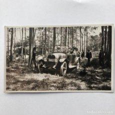 Postales: PESQUERA A FLASSÀ, JUNY 1919. ARXIU JOSEP ENSESA PUJADES (SARRIÀ DE TER). Lote 201681381