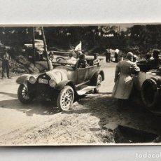 Postales: CHINCHILLA . JULIO 1920. RALLIE - ARCHIVO JOSEP ENSESA. POSTAL FOTOGRÁFICA CIRCULADA. Lote 201681620