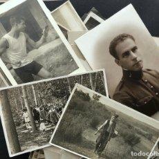 Postales: JOSEP ENSESA I PUJADES (1866-1940) GRAN LOTE DE 70 POSTALES FOTOGRÁFICAS DEL INDUSTRIAL DE GIRONA.. Lote 201831083