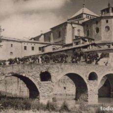Postales: POSTAL BARCELONA. VICH. PUENTE ROMANICO. ED. ANITA FONT 6004. Lote 202689271