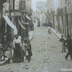 Postales: HOSTALRIC-HOSTALRICH-CALLE MAYOR-OBRADORS Y BOIXADERAS-2-POSTAL FOTOGRAFICA ANTIGUA-(69.440). Lote 203291756