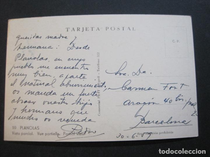 Postales: PLANOLAS-VISTA PARCIAL-FOTOGRAFICA COMERCIAL PRAT-10-POSTAL ANTIGUA-(69.729) - Foto 3 - 203834633