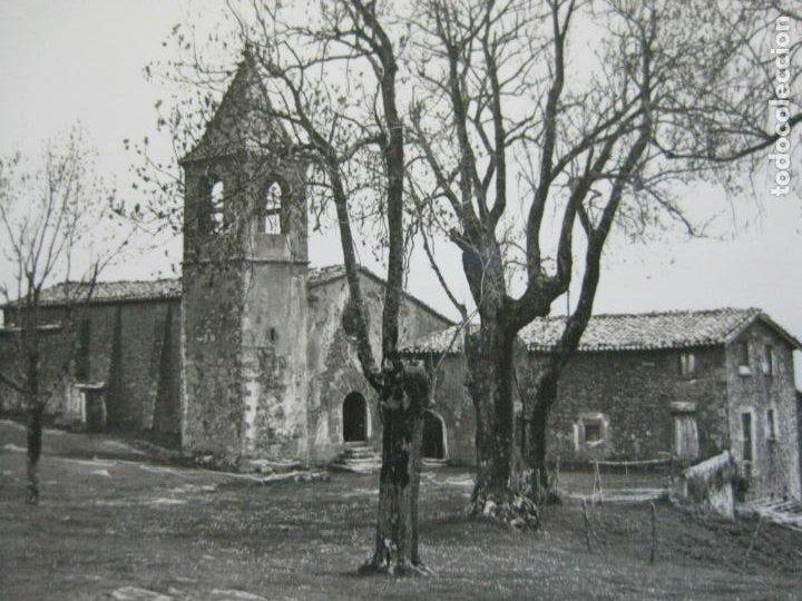 CABRERES-ERMITA DE NTRA SRA DE CABRERA-FOTO F.GUILERA-POSTAL ANTIGUA-(69.827) (Postales - España - Cataluña Antigua (hasta 1939))
