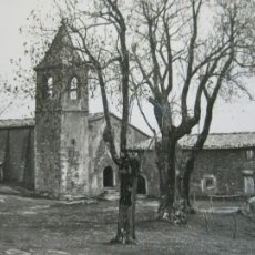 Postales: CABRERES-ERMITA DE NTRA SRA DE CABRERA-FOTO F.GUILERA-POSTAL ANTIGUA-(69.827). Lote 203942322