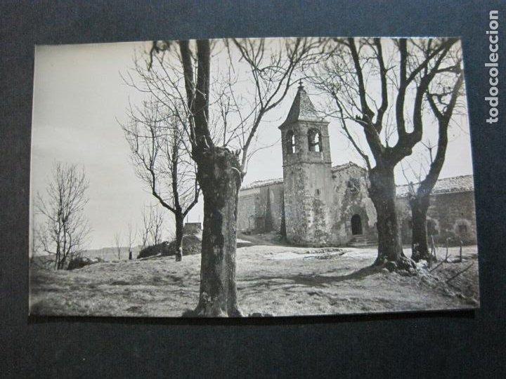 Postales: CABRERES-ERMITA DE NTRA SRA DE CABRERA-FOTO F.GUILERA-POSTAL ANTIGUA-(69.828) - Foto 2 - 203942350