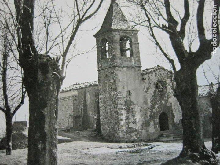 CABRERES-ERMITA DE NTRA SRA DE CABRERA-FOTO F.GUILERA-POSTAL ANTIGUA-(69.828) (Postales - España - Cataluña Antigua (hasta 1939))