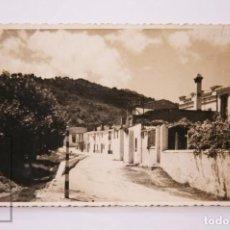 Postales: ANTIGUA POSTAL FOTOGRÁFICA - SANT CLEMENTE DE LLOBREGAT / SANT CLIMENT - ESCRITA AL DORSO. Lote 204237591