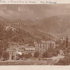 Postales: BARCELONA GUARDIOLA HOSTAL NOU DE BROCA. ED. FOTO PUIJTERRAT POSTAL FOTOGRAFICA SIN CIRCULAR. Lote 204331842