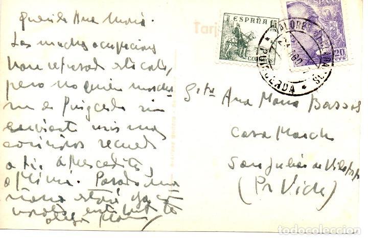 Postales: Postal antigua de Puigcerdà - Foto 2 - 204814937
