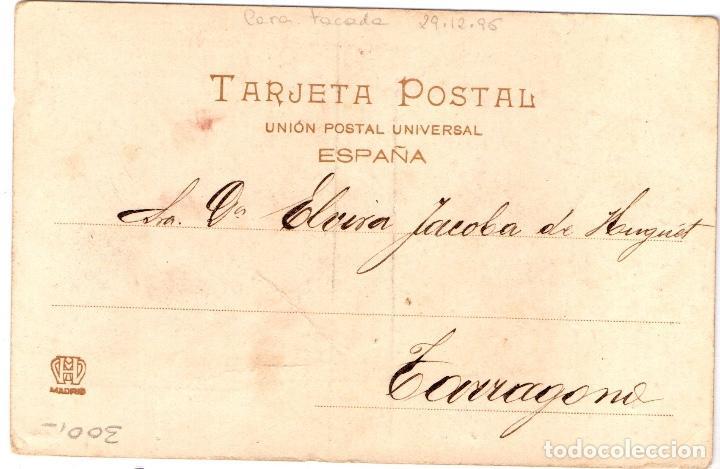 Postales: Postal antiga de la Seo d´ Urgell - Foto 2 - 204815525
