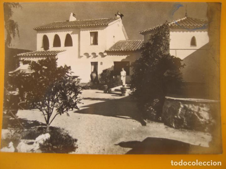 PLAYA DE ARO. Nº 19. RANCHO SUIZO. ED. KARALAZ. POSTAL SIN CIRCULAR (Postales - España - Cataluña Moderna (desde 1940))