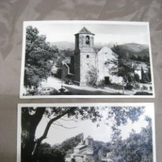 Postales: EL BRULL. LOTE 2 POSTALES ORIGINALES. Lote 205375156