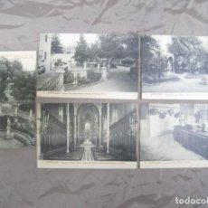Postales: TARRAGONA. COLEGIO DE JESUS MARIA. LOTE 5 POSTALES. Lote 205378626