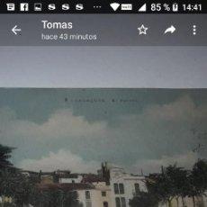 Postales: T-14.- POSTAL DE -- CADAQUES-- 8.- EL PASETO.- COLOREADA , CIRCULADA. Lote 205438060