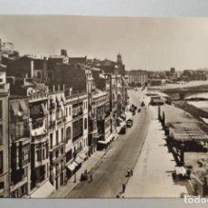 Postales: POSTAL DE LERIDA, AVENIDA BLONDELL, 1956. Lote 205441713
