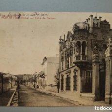 Postales: POSTAL DE HORTA, BARCELONA 1914. Lote 205540405