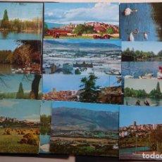 Postales: 12 POSTALES DE PUIGCERDA DE DIVERSAS ÉPOCAS , VER FOTOS. Lote 205561993