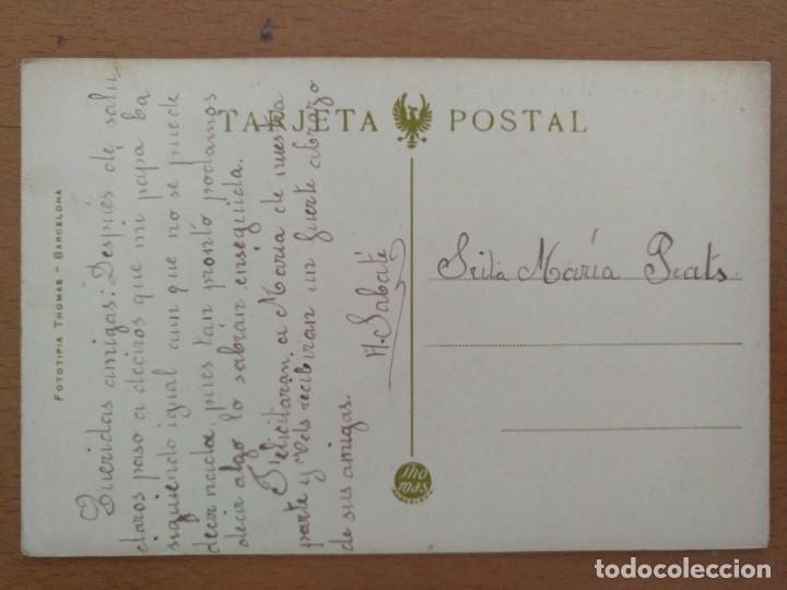 Postales: POSTAL RUBI - ESCOLES RIBAS - 3 S.C. - VISTA GENERAL - THOMAS CIRCULADA - Foto 2 - 205565043
