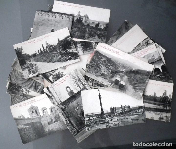 LOTE DE 58 POSTALES ANTIGUAS DE CATALUNYA - ÁNGEL TOLDRÁ VIANZO - ATV (Postales - España - Cataluña Antigua (hasta 1939))